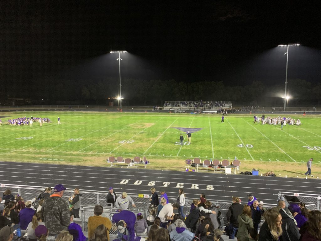 (AUDIO) – Minden Spoils Homecoming for Dusters