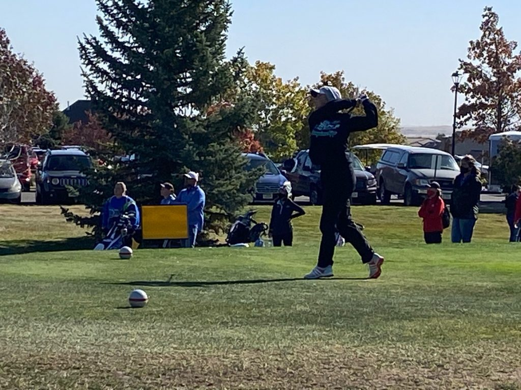 Class B, C Girls State Golf Championships: Day 1 wrap up