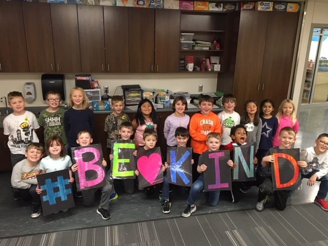 Northeast Elementary Wins Nationwide Kindness Challenge