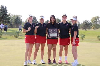 West Point-Beemer Girls Golf Team wins District C-3 Title