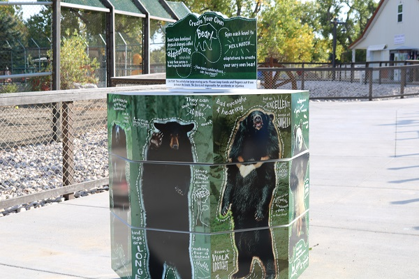 Grand Opening Date Set for New RDC Bear Brothers Exhibit