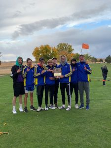 District Cross Country recaps from Thursday