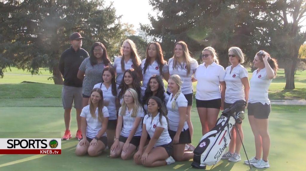 (Watch) Class B Girls State Golf Preview