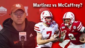 VIDEO: Huskers inch closer to game week; Frost discusses possible QB competition