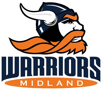 Midland defeats Mount Marty in four sets