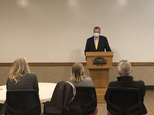(AUDIO) NE Chamber Brings Listening Tour to West Point