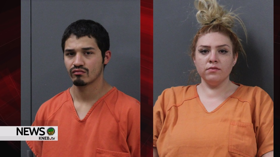Scottsbluff Police Arrest Colorado Duo Charged With Driving Stolen Vehicle