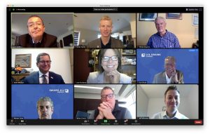 Nebraska Corn Board hosts international customers through Virtual Grain Exchange