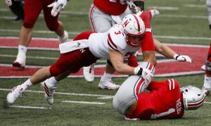 VIDEO: Huskers host Badgers Saturday for home opener