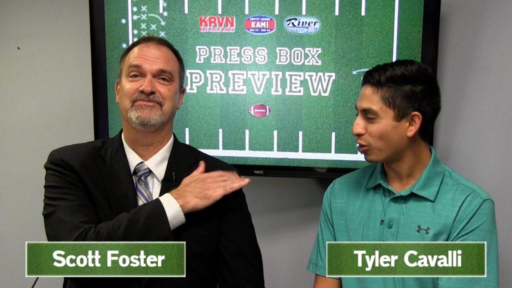 Press Box Preview | Central Nebraska Football Preview | Season 2, Episode 8