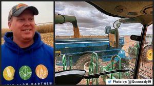 VIDEO: With few disruptions, Nebraska farmers harvest ahead of average pace