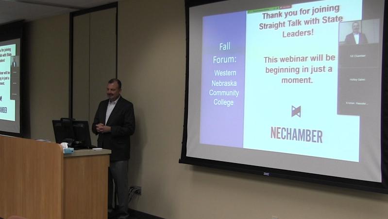 Slone: Nebraska Could Emerge Stronger Economically Post-Pandemic
