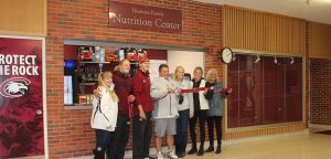 Thurness Family Nutrition Center to boost CSC athletics programs