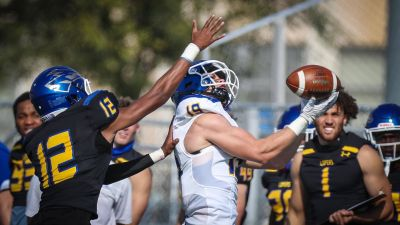 Lopers hold Blue/White Scrimmage
