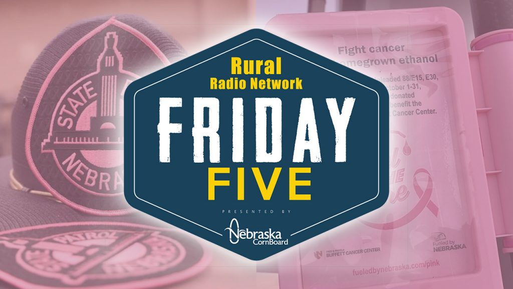 Nebraskans rally together to fight cancer | Friday Five | Oct. 9, 2020