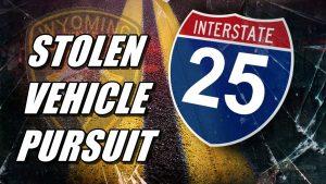 Wheatland Area Pursuit Leads to Arrest of Rapid City Woman