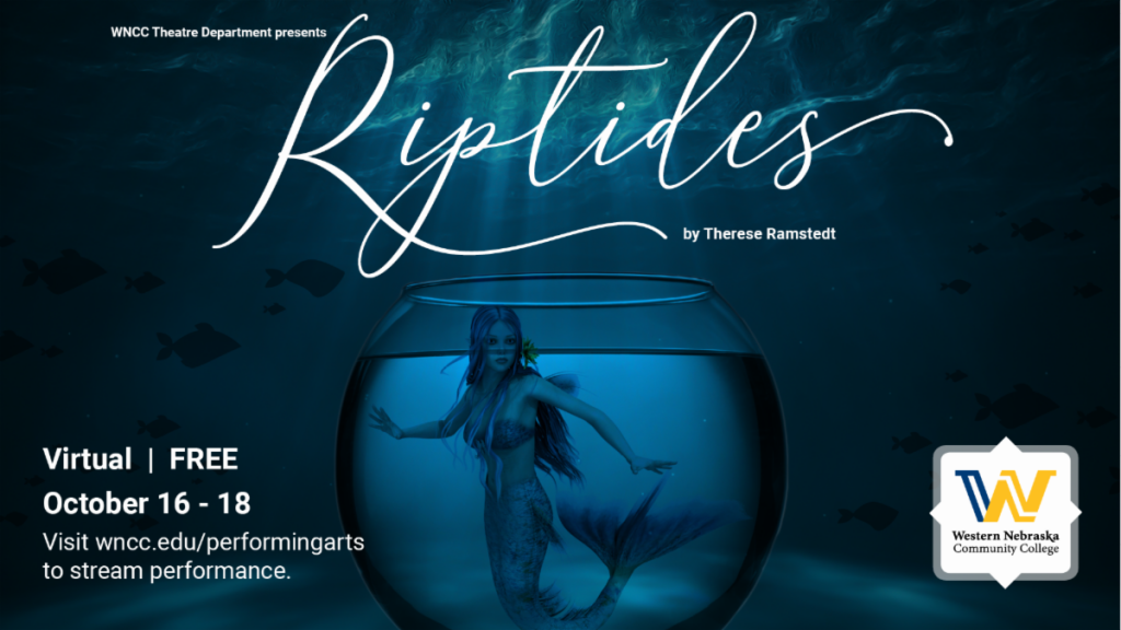WNCC's Fall Play 'Riptides' to Premiere on YouTube
