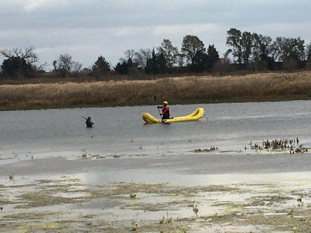 Water Rescue near Stanton