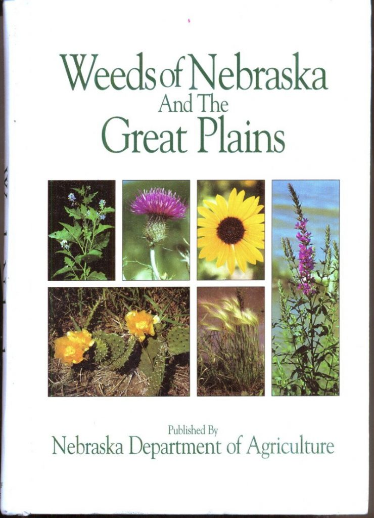 NDA weed identification book now available for purchase