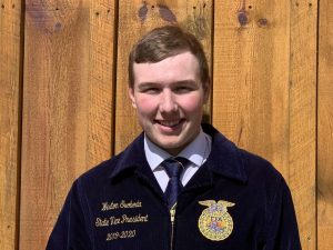 Nebraska's National FFA officer candidate advances to final phase of election process