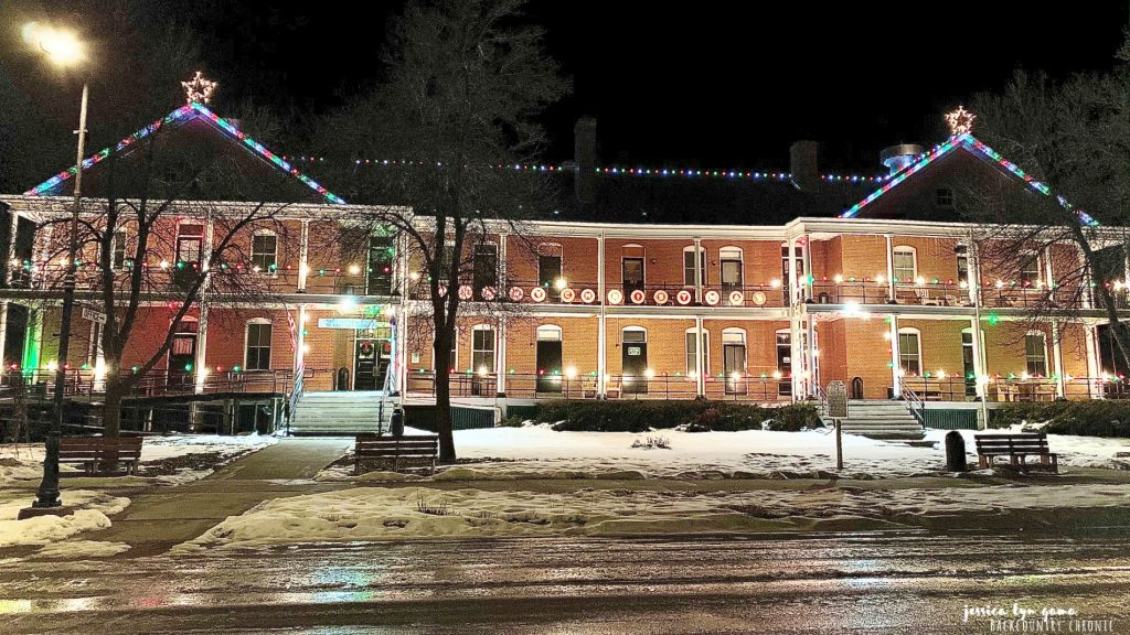 Christmas Dinner Canceled at Fort Robinson