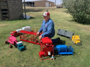 Happy Toy Maker brings farm, ranch kids' dreams to reality