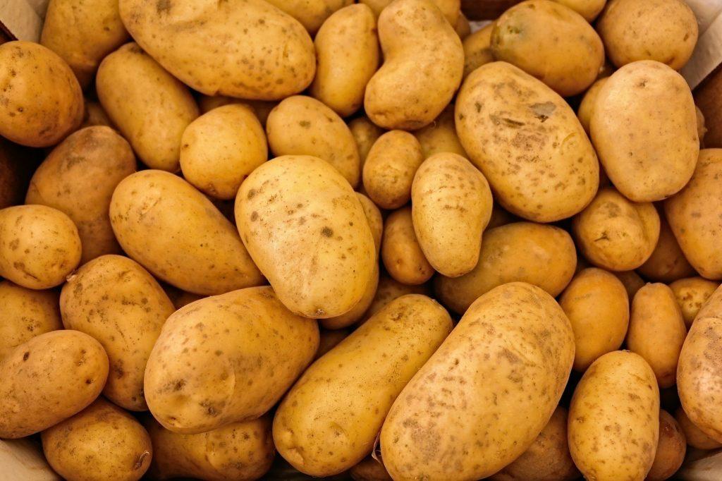 "Pastor's Pantry ""Great Potato Giveaway"""