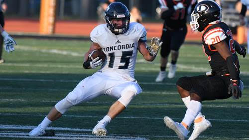 Off a bye, Concordia readies for major challenge