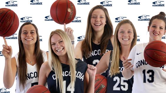 2020-21 Concordia Women's Basketball