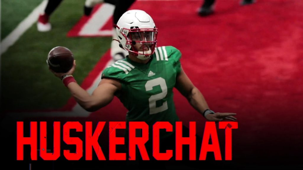 Can the Huskers overcome the odds to upset the Buckeyes? | HuskerChat | Season 3, Ep. 1