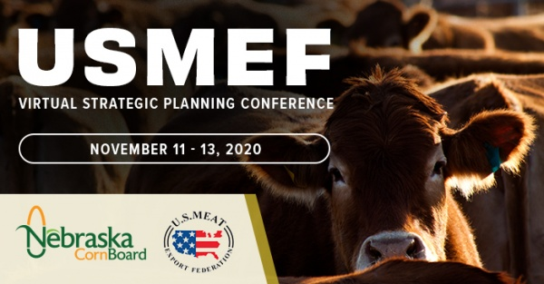 USMEF Strategic Planning Conference goes virtual
