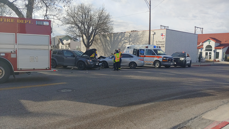 Gering Man Cited After Running from Injury Accident in Scottsbluff