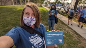 Nebraska Strong Recovery Project Finds Creative Ways to Help Amid Pandemic