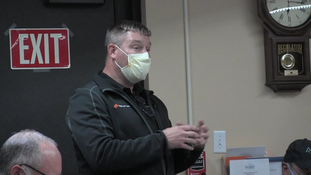 **WATCH** Regional West Top Doctors and Execs Make Second Plea to Scottsbluff Council