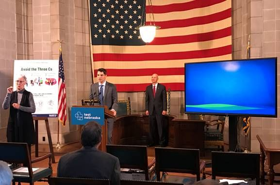 """Gov. Ricketts Encourages Nebraskans to Support Local Retailers on """"Small Business Saturday"""""""