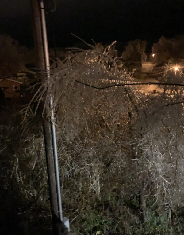 Ice Storm Photos