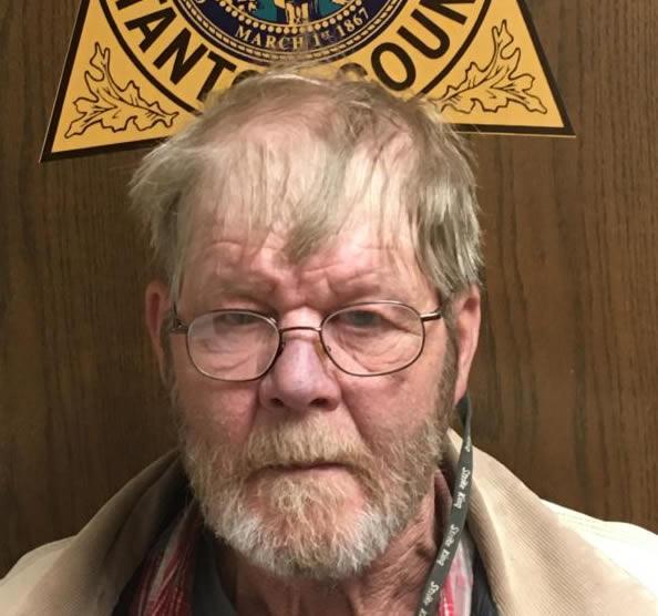 Stanton man arrested for DWI/DUS