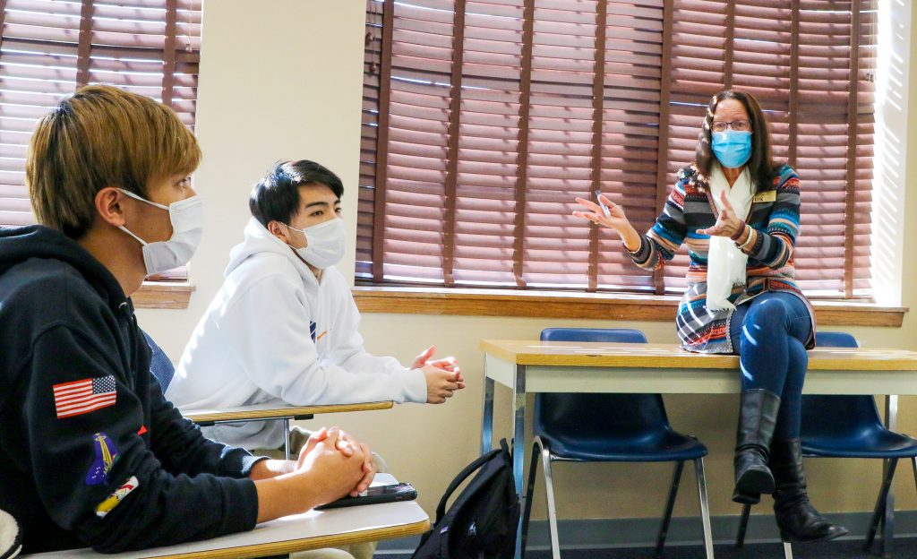 UNK's English Language Institute provides pathway to higher education