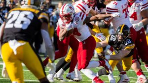 VIDEO: Huskers loses sixth straight to Iowa