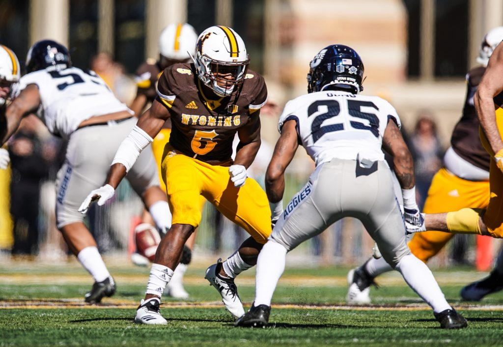 Wyoming to host Utah State Thursday night