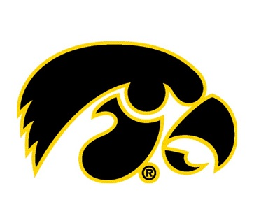 Iowa Men drain a dozen 3's in victory over Badgers