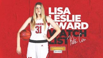 Cain Earns Spot on Lisa Leslie Award Watch List