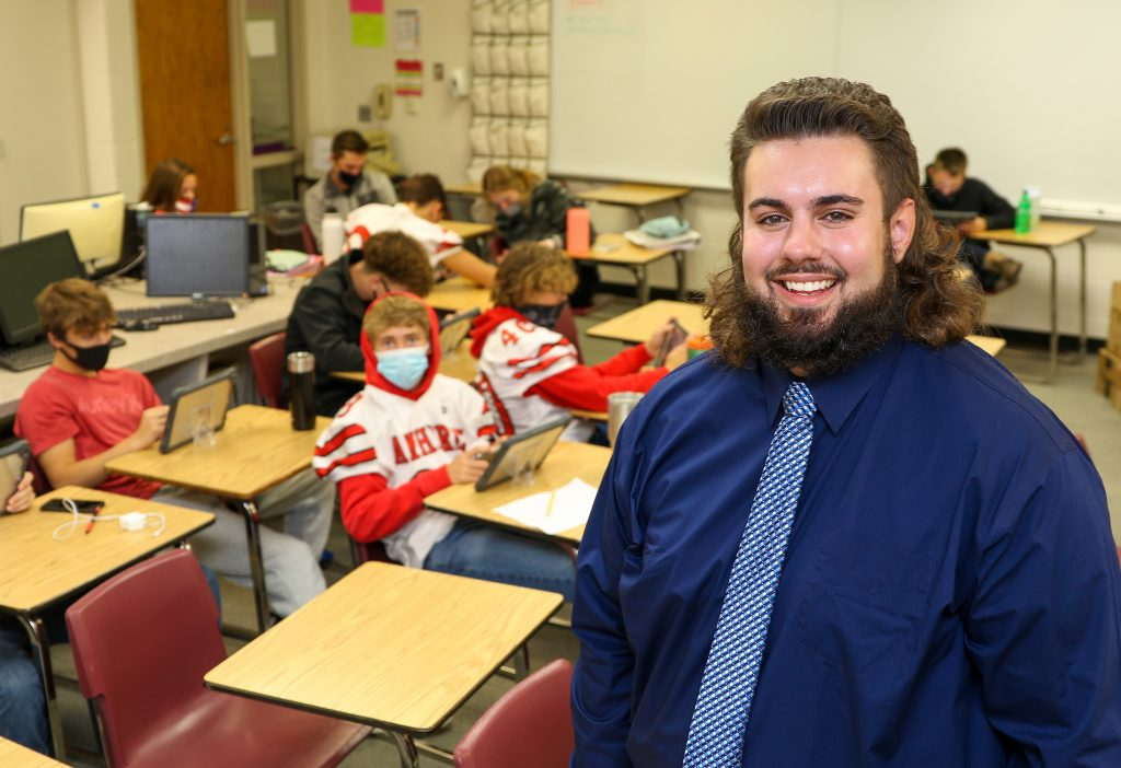 UNK substitute teaching course fills 'huge void' for area schools