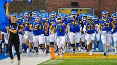 Lopers To Host  Eagles