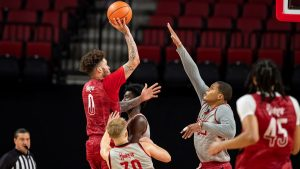 New Look Huskers Open with McNeese State