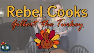 Rebel's Turkey Trials | Friday Five | Nov. 25, 2020