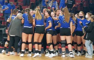 (Audio) Eagles Stopped in State Semis