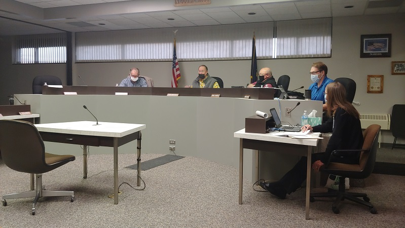 Scotts Bluff Co. Board Joins Call to Action on Wearing Masks