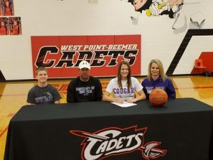 (AUDIO) Swanson signs with Sioux Falls