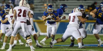 (Audio) Lopers Run Past Chadron State